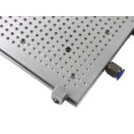 Hole grid vacuum table