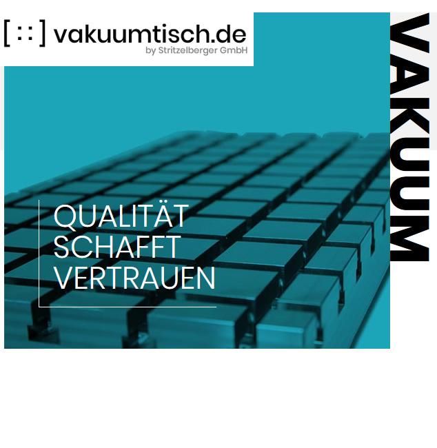 The new Vakuumtisch. de Webshop!