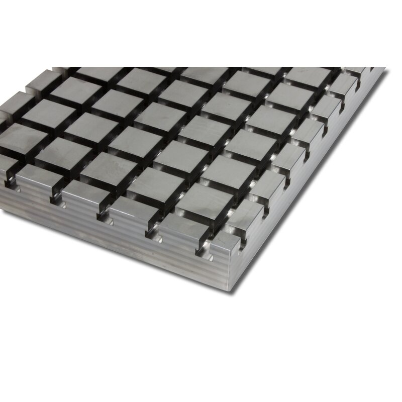 "Steel cross slot plate 6050 ""X-Block"""
