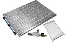 Vakuumtisch Set mit VT4030R, VT-VE 1.5, 0,5 KG CFB